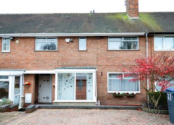 Thumbnail 3 bed town house for sale in Longfield Road, Northfield, Birmingham