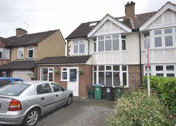 Thumbnail 4 bedroom semi-detached house for sale in Knutsford Avenue, Watford, Herts