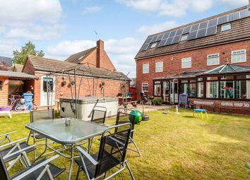 Thumbnail 6 bed detached house for sale in Worthington Road, Lichfield, Staffordshire