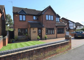 Thumbnail 5 bed detached house for sale in Russell Road, Toddington, Dunstable