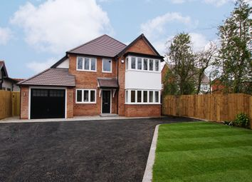 Thumbnail 4 bed detached house for sale in Birmingham Road, Alvechurch, Birmingham