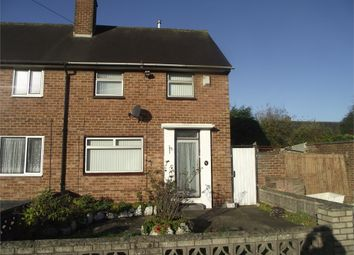 Thumbnail 2 bed end terrace house for sale in Hillstone Road, Shard End, Birmingham