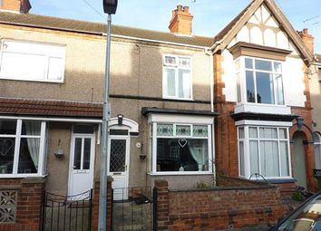 Thumbnail 3 bed terraced house for sale in Crowhill Avenue, Cleethorpes