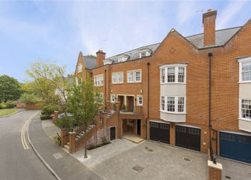 Thumbnail 5 bed terraced house for sale in Rhapsody Crescent, Warley, Brentwood, Essex