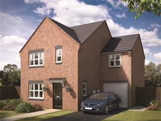 Thumbnail 4 bed detached house for sale in Hydro, Shobnall Road, Burton On Trent
