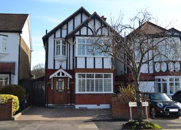 Thumbnail 4 bed detached house for sale in Clivedon Road, Highams Park