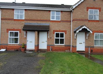 Thumbnail 2 bed terraced house to rent in Rose Walk, Scunthorpe