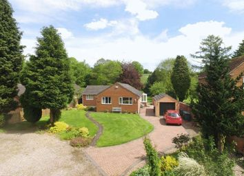 Thumbnail 3 bed detached bungalow for sale in Clifton, Ashbourne