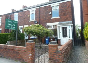 Thumbnail 2 bedroom end terrace house to rent in Commercial Road, Hazel Grove, Stockport