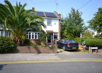 Thumbnail 3 bed end terrace house for sale in West Cliff Road, Ramsgate, Kent