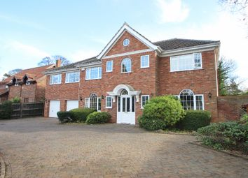 Thumbnail 6 bed detached house for sale in Grove Lane, Waltham, Grimsby