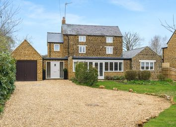 Thumbnail 3 bed detached house for sale in North Newington, Banbury, Oxfordshire
