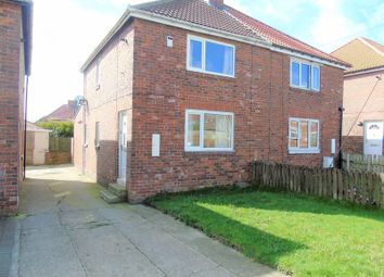Thumbnail 2 bed semi-detached house for sale in A J Cook Terrace, Shotton Colliery, Durham