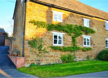 Thumbnail 3 bed semi-detached house for sale in Frog Lane, Upper Boddington, Daventry
