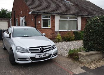 Thumbnail 2 bed bungalow to rent in Mulberry Avenue, North Hykeham, Lincoln