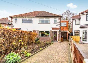 Thumbnail 3 bed semi-detached house for sale in Doyle Avenue, Bredbury, Stockport, Cheshire