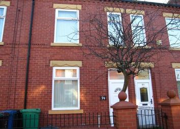 Thumbnail 2 bed terraced house to rent in Valentia Road, Blackley, Manchester