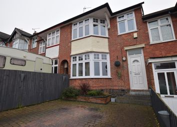 Thumbnail 3 bedroom town house for sale in Crown Hills Rise, Leicester