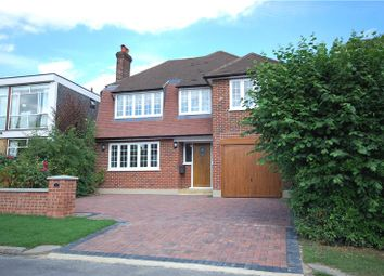 Thumbnail 4 bed detached house to rent in Preston Road, London