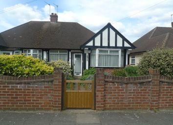 Thumbnail 3 bed semi-detached bungalow for sale in Hazel Close, Whitton, Twickenham