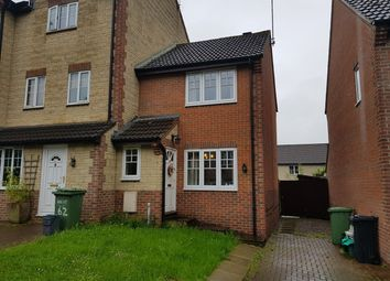 Thumbnail 2 bed property to rent in Couzens Close, Chipping Sodbury, Bristol