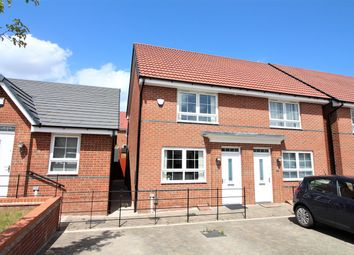 Thumbnail 2 bed semi-detached house for sale in Nethermere Lane, Nottingham