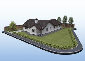 Thumbnail 4 bed detached bungalow for sale in Ty Mawr, Menai Bridge, Angelsey