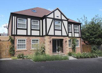 Thumbnail 5 bed detached house for sale in High Oakham Road, Mansfield