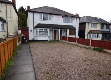 3 bed semi-detached house for sale in Burney Lane, Washwood Heath, Birmingham, West Midlands B8