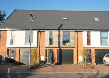 Thumbnail 3 bed town house to rent in Faircross Court, Thatcham