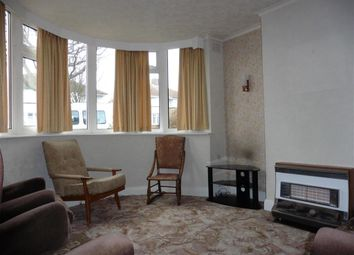 Thumbnail 3 bed semi-detached house for sale in Foreland Avenue, Folkestone, Kent