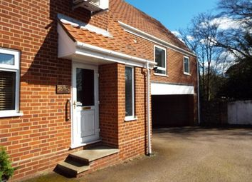 Thumbnail 2 bed flat to rent in Bracondale, Norwich