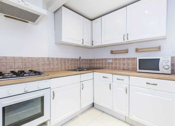 Thumbnail 3 bed flat to rent in Hogarth Road, London