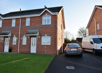 Thumbnail 3 bed semi-detached house to rent in Hawthorn Place, Carlisle