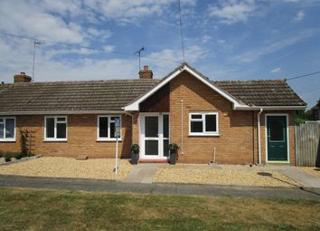 Thumbnail 2 bed terraced bungalow for sale in St Matthews Close, Salford Priors, Evesham