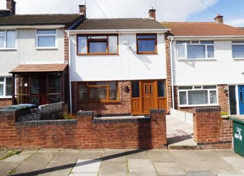 Thumbnail Terraced house for sale in Harborough Road, Whitmore Park, Coventry
