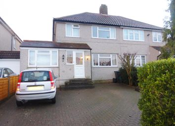 Thumbnail 3 bed semi-detached house for sale in Wolsey Crescent, New Addington