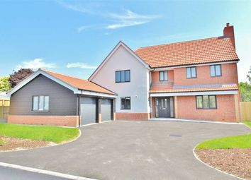 Thumbnail 4 bed detached house for sale in Mill Farm Place, Belstead, Ipswich