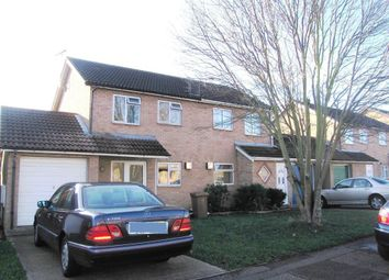 Thumbnail 3 bedroom property to rent in Keyham Court, Star Mews, Peterborough