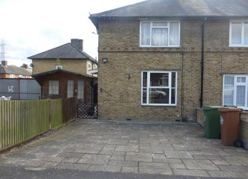 Thumbnail 2 bed property to rent in Keynsham Road, Morden