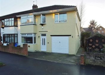 Thumbnail 4 bed semi-detached house for sale in Hall Road, Handsworth, Sheffield