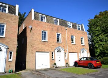 St. Mary's Court, Eastrop Lane, Basingstoke RG21. 4 bed town house