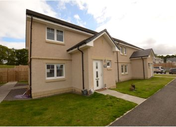 Thumbnail 2 bed flat for sale in Brock Road, Inverness