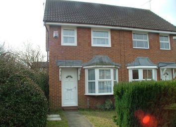 Thumbnail 2 bed terraced house to rent in Ivory Close, Faversham