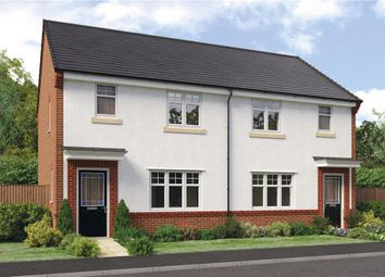 "Thumbnail 3 bed semi-detached house for sale in ""Nevis"" at Rykneld Road, Littleover, Derby"