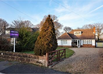 Thumbnail 4 bed detached house for sale in Woodstock Avenue, Horndean