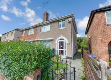 Thumbnail 3 bed semi-detached house for sale in Houldsworth Crescent, Holbrooks, Coventry