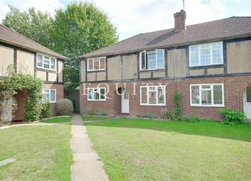Thumbnail 2 bed flat for sale in Calder Close, Enfield