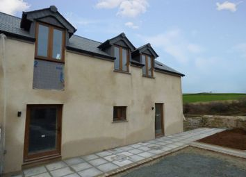Thumbnail 3 bed semi-detached house for sale in Chillaton, Lifton