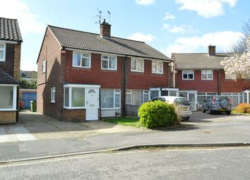 Thumbnail 2 bedroom semi-detached house to rent in Broad Close, Hersham, Walton-On-Thames, Surrey